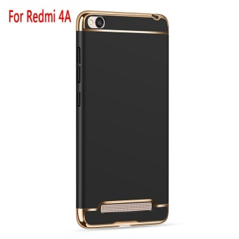 For Xiao mi Redmi 4A PC matte Phone Case Bumper Shockproof Phonecase Hard Plastic/Phone Protector FOR XIAO MI REDMI4A / xiao mi redmi 4a /Red MI 4A - intl
