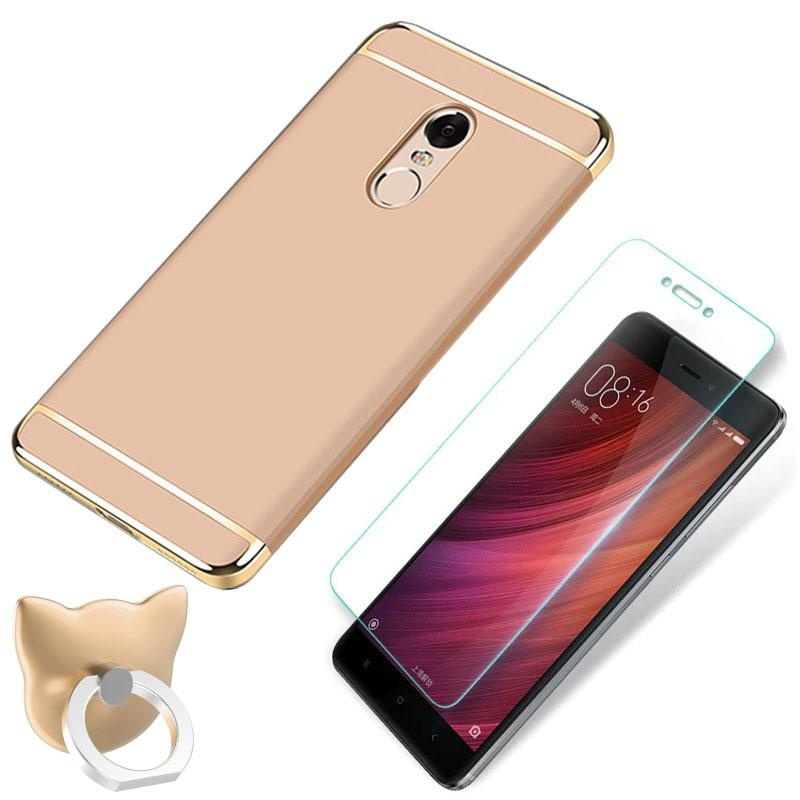 ... For Xiaomi Redmi Note 4X Hybrid 3 In1 Phone Case with HD AntiBlue-Ray Eye ...