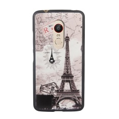 "For ZTE Nubia Z11 Max / NX523J 6.0"" inch Case Soft Silicon Coque 3DStereo Relief Painting Back Case Cover (Multicolor-11) - intl"