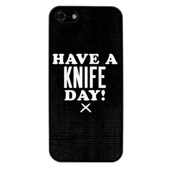 Freaky Funny Pattern Phone Case for iPhone 4/4S (Black) product preview, discount at cheapest price