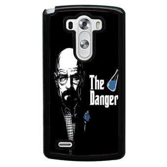 Freaky Pattern Phone Case for LG G3 (Black)