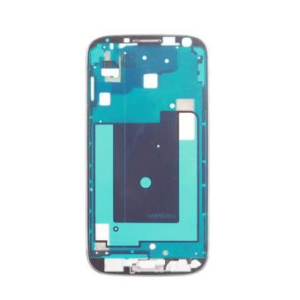 Front Housing Frame Bezel for Samsung Galaxy S4 i9505 i337 lcdFrame -Black