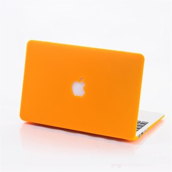Frosted Protective Cover Mac Book Cover Protective Laptop Case For Apple Mac-book Air 13.3 Inch - intl