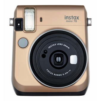 Fujifilm Instax Mini 70 Instant Film Camera - [Gold] - intl