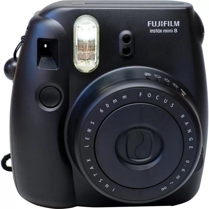 Fujifilm Instax Mini 8 Instant Camera (Black)   Lazada PH