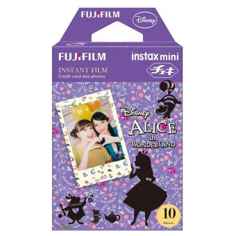 Fujifilm Instax Mini Film Alice in Wonderland (10 Sheets)