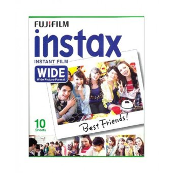 Fujifilm Instax Wide Plain 10sheets Price Philippines