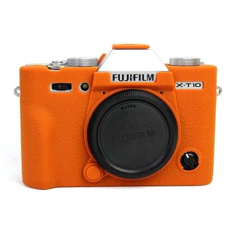 Fujifilm x-t20/x-t10/xt20/xt10 silicone case protective leather cover