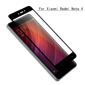 Full Coverage Tempered Glass for Xiaomi Redmi Note 4 ScreenProtector Film 0.26m 9H Hardness Glass