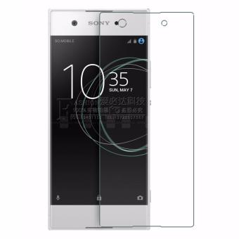 Full (Flat) Cover Tempered Glass for Sony Xperia XA1 (Clear)