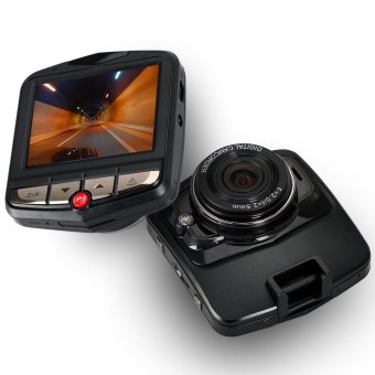 Full HD 1080p Vehicle Dashboard Camera (Black)