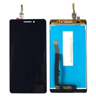 Full LCD Display Touch Panel Screen Glass Assembly Replacement Parts With Free Tools For Lenovo A7000 , Black
