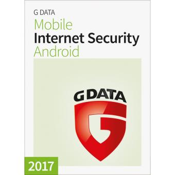 G-Data antivirus Internet Security for Android Device withAnti-Phishing for 1 Year