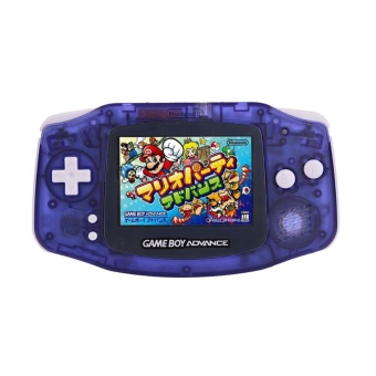 GBA Game Console Controller Game Boy Advance For Nintendo Gaming Player New - intl