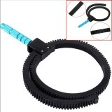 Gear Ring Belt With Handle for Camera Follow Focus Zoom Lens - 3