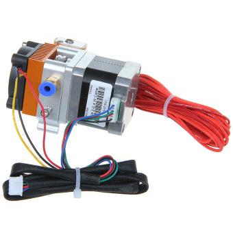 Geeetech MK8 3D Printer Extruder 0.3mm Nozzle/1.75mm Filament -Silver - 3