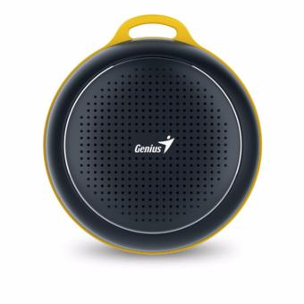 Genius SP-906BT Loud and Extra Bass Portable Bluetooth Speaker (Black) Price Philippines