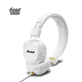 Genuine Headphones DJ Monitor Remote HiFi Headset Major 2 White -intl Price Philippines