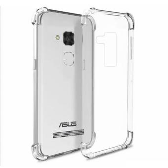 German Import Silicone Shockproof Case for ASUS Zenfone 3 Max(ZC520TL) (Clear)
