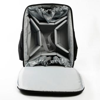 GETEK Caden UVA Backpack Case For DJI Phantom Phantom3/4Advanced/Standard Drone (Black) - 3