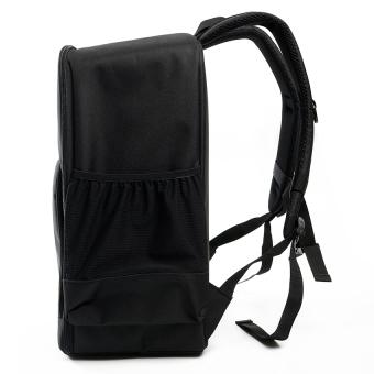 GETEK Caden UVA Backpack Case For DJI Phantom Phantom3/4Advanced/Standard Drone (Black) - 5