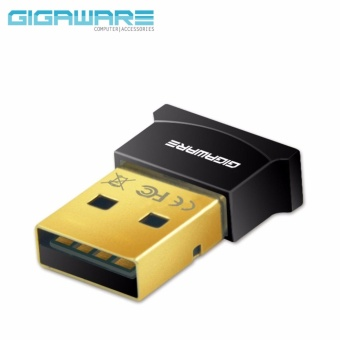 Gigaware Bluetooth 4.0 Dongle for Windows / MAC / Linux Price Philippines