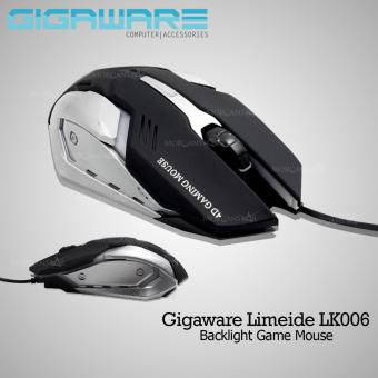Gigaware Limeide LK006 Backlight Gaming Mouse Price Philippines