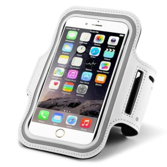 GiMi Water Resistant Sports Armband with Key Holder for iPhone 6 /6S / 7 4.7 inch - intl Price Philippines