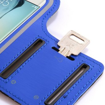 GiMi Water Resistant Sports Armband with Key Holder for iPhone 6 /6S / 7 4.7 inch - intl - 5