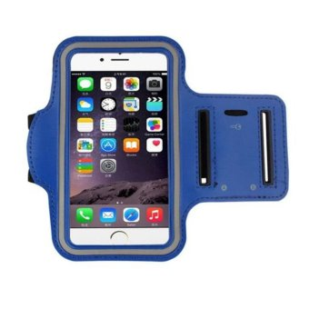 GiMi Water Resistant Sports Armband with Key Holder for iPhone 6 /6S / 7 4.7 inch - intl - 2