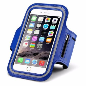GiMi Water Resistant Sports Armband with Key Holder for iPhone 6 /6S / 7 4.7 inch - intl