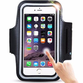 GiMi Water Resistant Sports Armband with Key Holder for iPhone 6 /6S / 7 5.7 inch - intl Price Philippines
