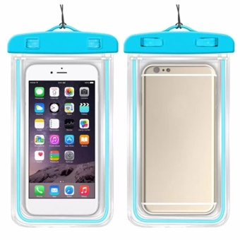 Glow in the Dark Water Proof Case for Mobile Phone(Mobile AndroidSmartphone and iPhone 6 Plus, Samsung Phone)