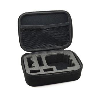 Go pro Accessories Containing Box + Telescopic Handheld Monopod + Tripod Mount+Screw for gopro Hero 4/3+/3/2/1 SJCAM SJ4000 SJ5000 - intl - 2