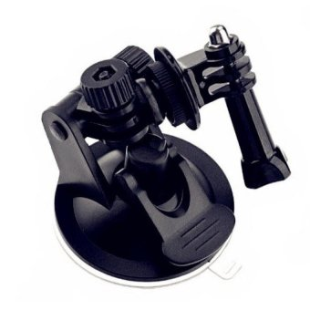 Go Pro Car Suction Cup Adapter Window Glass Tripod - intl