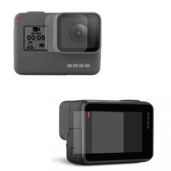 Go Pro Screen Tempered Glass Protective Film For GoPro Hero 5Camera Protector - intl
