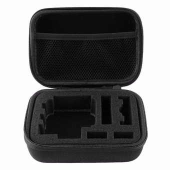 Go Pro Waterproof Carrying Bag Travel Case for GoPro Hero Sessions4/4/3+/ 3/2/1 /XiaomiYi Action Camera Case Accessories(Small) -intl