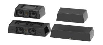 GoldenEar Supercenter XL Hi-Fi Speaker (Black)