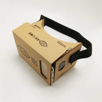 Google 3D VR experience mobile phone mirror cardboard box Price Philippines