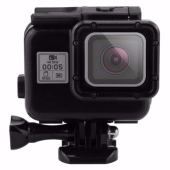GoPro Hero 5 Black Out Waterproof case with Touch back door