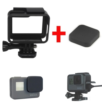 GoPro Hero 5 Fixed Frame With Silicone Lens Cap for GoPro Hero 5 -intl Price Philippines