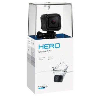 GoPro Hero Session + Helmet Swivel Mount + Floaty Price Philippines
