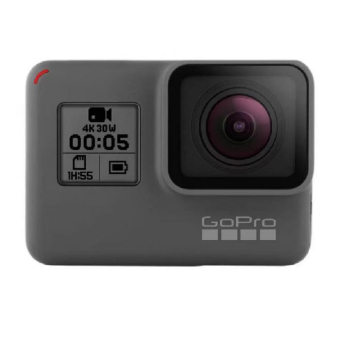 GoPro Hero5 12MP 4K Ultra HD Action Camera (Black)