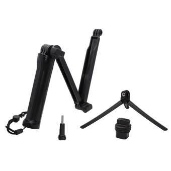 GoPro hero6 three to self-rod camera accessories