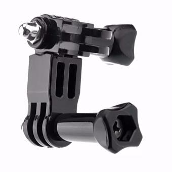 GP15 GoPro accessories three-way adjustable arms Hero camera GoproHero3/2/1 SJCAM generic professional production Price Philippines