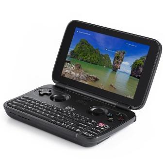 GPD Win 5.5 inch GamePad PC Game Console Windows 10 Intel Cherry Trail X7-Z8750 Quad Core 1.6GHz In-Cell IPS Screen 4GB RAM 64GB ROM WiFi Bluetooth 4.1 - intl - 3