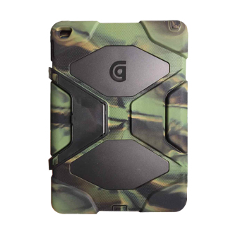 Griffin Survivor Military Hard Case for iPad Air 2 (Army green)