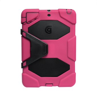 Griffin Survivor Military Hard Case for iPad Mini 1 / 2 / 3 (Pink)