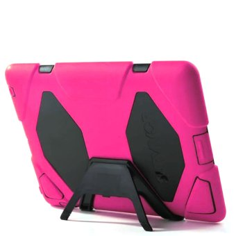 Griffin Survivor Military Silicone Hard Case for iPad Mini 1 /2 /3(Pink)
