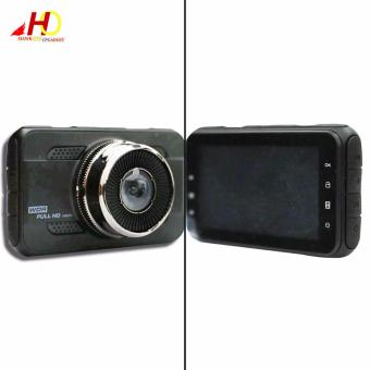 GS9000 DVR Vehicle Traveling Data Recorder BlackBox DVR Full HD 1080p Carcam Dashcam (Black) - 2